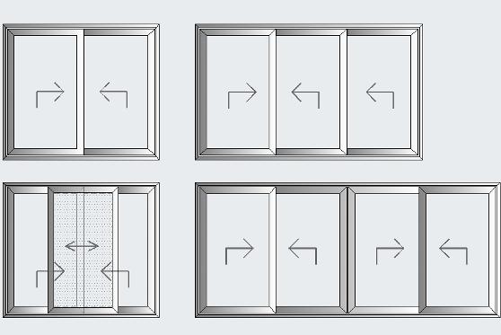 razdvignie dveri