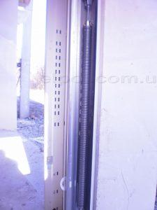 пружины растяжения секционных ворот