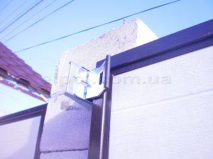 роликовые откатные ворота