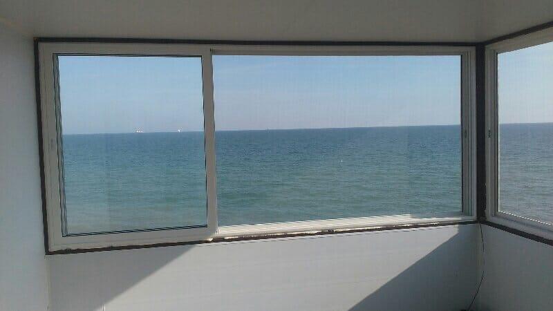 алюминиевые сдвижные окна