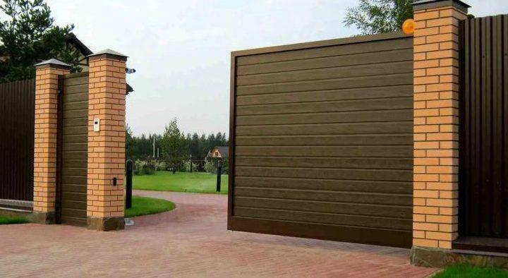 ворота Alutech ADS400