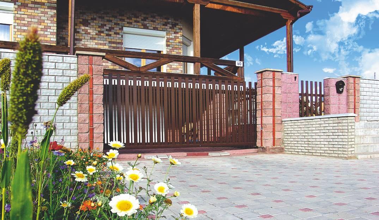 ADS400 ворота
